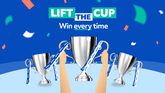 Heycar Lift the Cup campaign