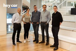 The heycar leadership team