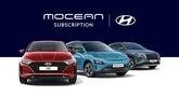 Hyundai Mocean car subscription service