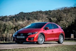 On the up: Honda are imposing price rises across the board