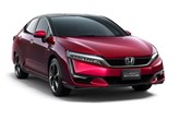 Hondas Clarity fuel cell