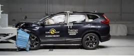 Honda CR-V NCAP test