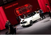 Honda e Prototype unveiled at the Geneva Motor Show 2019