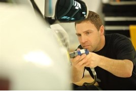 Bodytechnics HR Owen Lamborghini brand accreditation