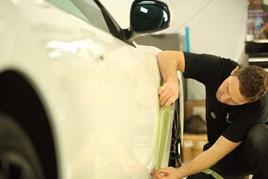 Approved prestige car repair at Bodytechnics