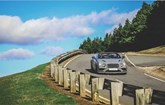 Bentley's new Continental Supersports in action at Millbrook