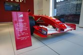 HR Owen's 2001 Ferrari F1 car replica