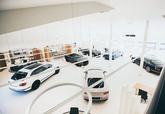 Inside HR Owen's new Bentley Motors dealership in Surrey