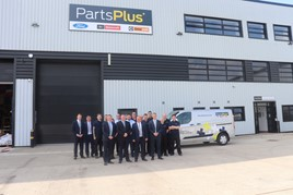 ​TrustFord opens its new PartsPlus wholesale parts business in Hull