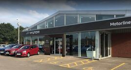 Hyundai Dealer of the Year: Motorline Hyundai Worcester