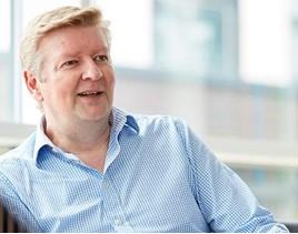Ian Tinker, commercial director at DealTrak