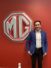 Patrick Klaus Beyer, head of digital at MG Motor UK