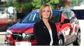 Vauxhall Motors retail sales director, Stephanie Howson