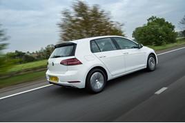 Volkswagen e-Golf EV