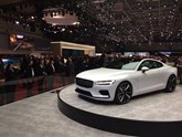 Polestar 1 at the Geneva Motor Show 2018