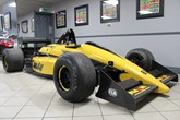 Euro Brun ex-Formula 1 car up for auction from Specialist Cars, Malton