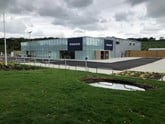 Lipscomb Cars' new Volvo Car UK showroom near Canterbury