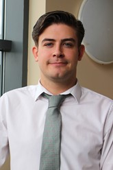 Alex Hodgson, group social media manager, Stoneacre