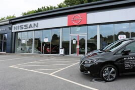 The new Nissan corporate identity