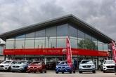 Wilsons Group's new MG Motor UK car dealership in Epsom