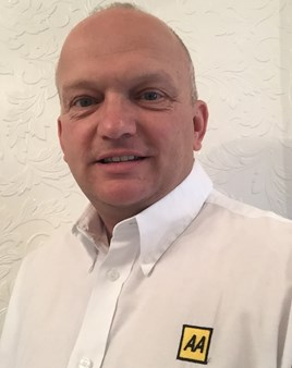 Howard Curle, operations director for AA Vehicle Inspections