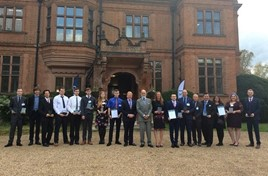 Winners: star students and trainers rewarded at the Institute of the Motor Industry's (IMI) annual Outstanding Achiever Awards