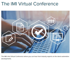 The Institute of the Motor Industry (IMI) Virtual Conference