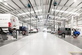 Inchcape VW CV Manchester
