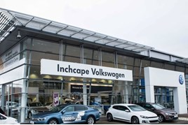 Inchcape Volkswagen at Old Trafford, Manchester