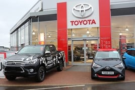 Inchcape UK's Toyota Oxford