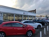 Inchcape used car centre