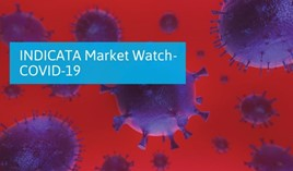 Indicata's COVID-19 used car Market Watch report cover
