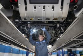 INEOS aftersales will be provided with the help of Bosch service centres