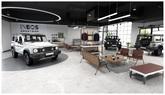 INEOS retail concept for Grenadier 4x4 sales