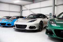 Lotus Silverstone