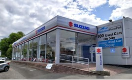 Invicta Motors' new Suzuki franchise in Maidstone, Kent