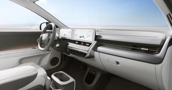 Inside Hyundai's forthcoming Ioniq 5 EV hatchback