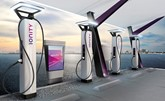 Ionity will open the first of 50 planned 350kWh rapid charge stations in the UK next month