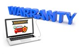 online warranty sales