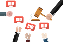 Independent dealer auctions