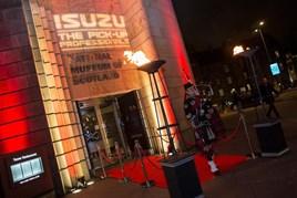 Isuzu dealer awards 2017