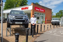 New Isuzu dealers