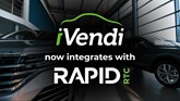 iVendi integrates with RAPID RTC