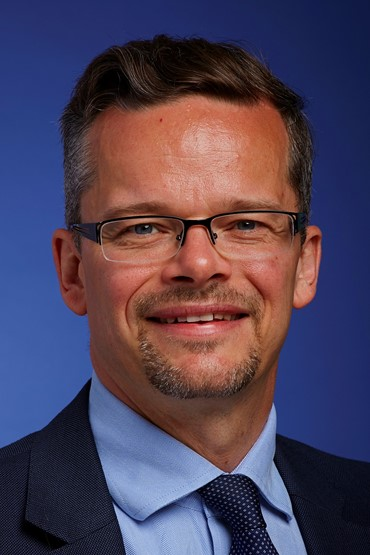Justin Benson, KPMG UK head of automotive