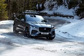 New Jaguar F-Pace now features a range of hybrid drivetrain options