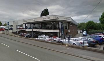 Closing: Pendragon's Stratstone Jaguar Stourbridge dealership