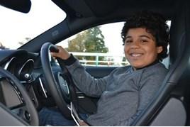 Jaguar young driver
