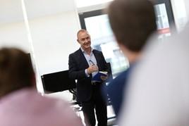Promotion: Dealtrak's new head of sales, James Barr