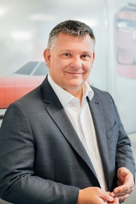 Inchcape UK chief executive, James Brearley