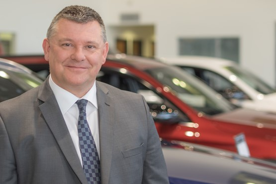 James Brearley, chief executive, Inchcape UK